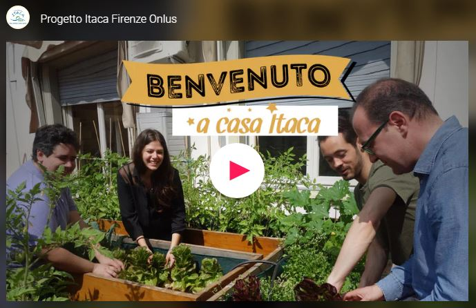 "La nostra Campagna ""Benvenuto a Casa Itaca"" è online su Eppela.com!"