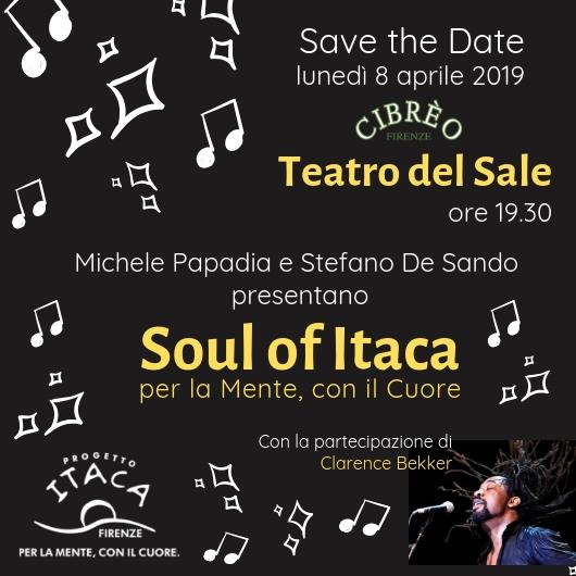 Soul of Itaca. Per la Mente, con il Cuore