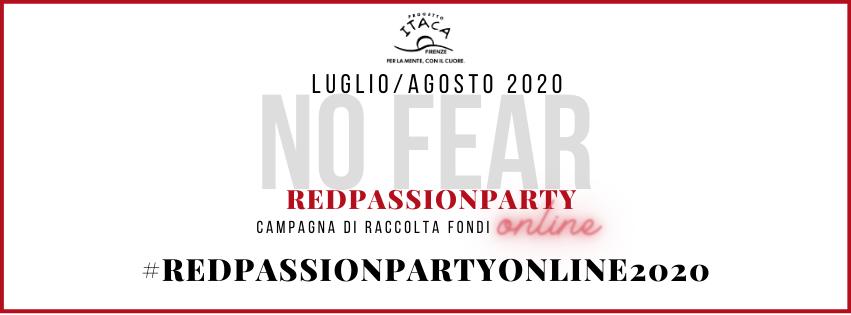 #REDPASSIONPARTYONLINE2020